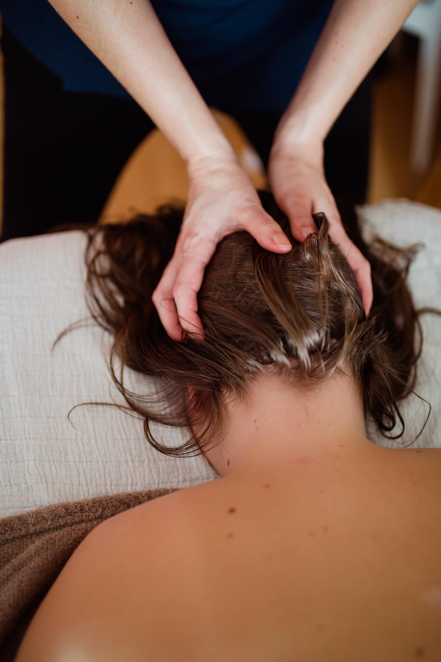 massage tête Mérignac 3