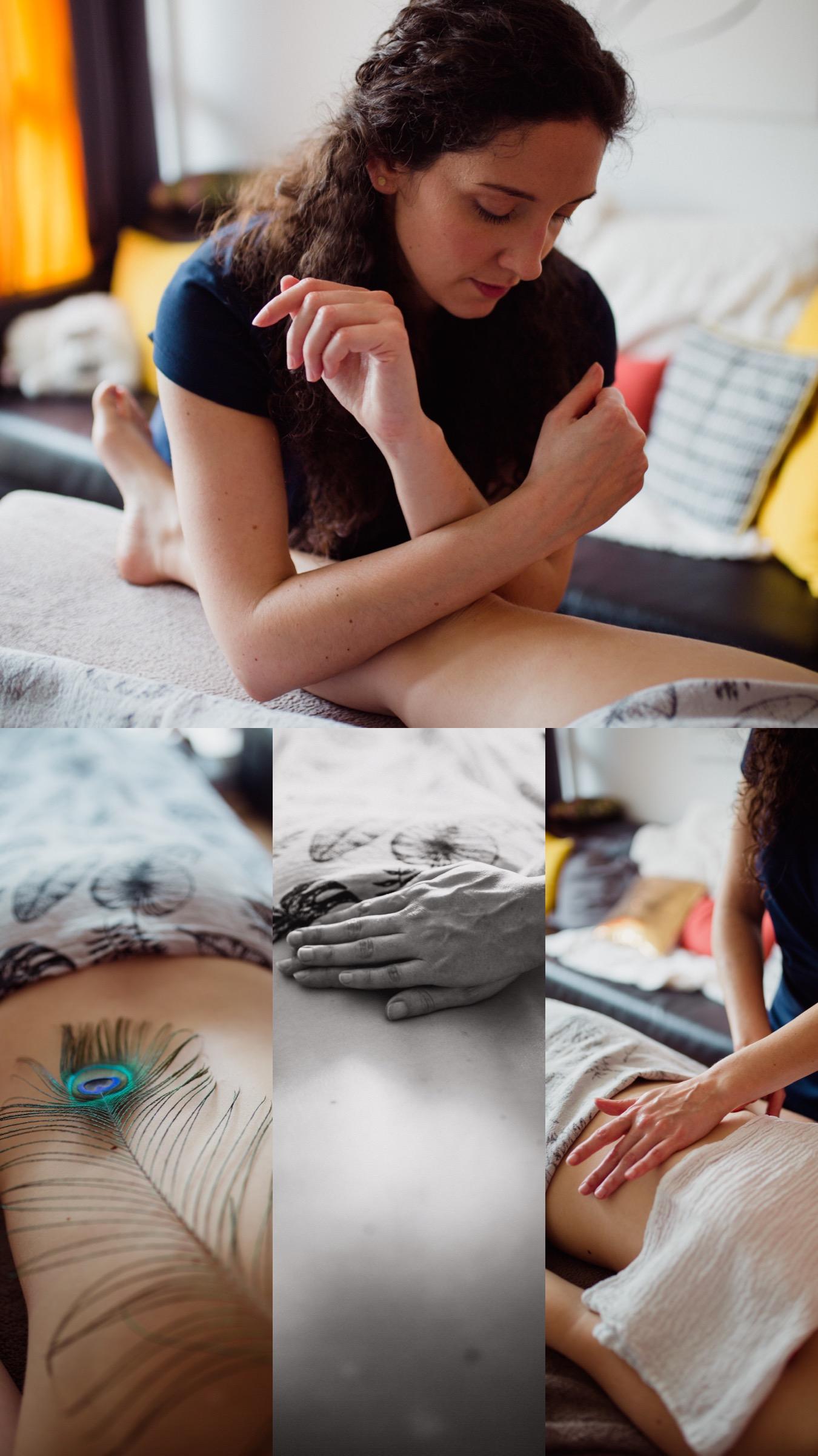 Massage du corps Mérignac